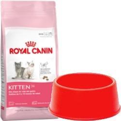 Royal canin kitten 36 7.5kg + plato [envío hoy]