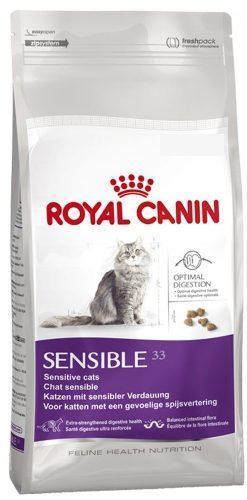 Royal canin sensible 33 x 7,5 kg