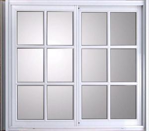 Ventana corrediza aluminio blanco anuncios febrero clasf for Ventanas de aluminio doble vidrio argentina