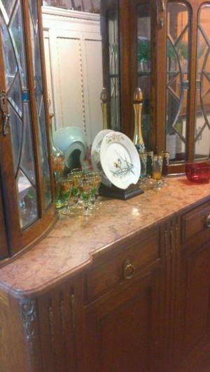 Cristalero mueble madera [ANUNCIOS julio]   Clasf