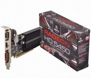 Placa De Video Xfx Ati Radeon Hd 5450 1gb 650m Hdmi Dvi Vga