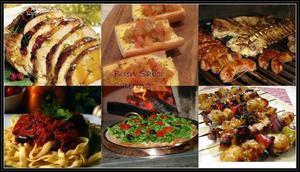 Pizza party comuniones y bautismos