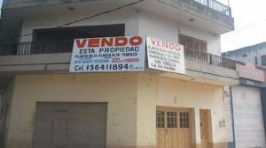 CASA 2 PLANTAS c/Local comercial en Lavalle 3.302 esq,
