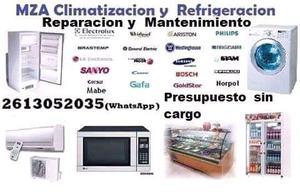 Mza climatizacion y refrigeracion