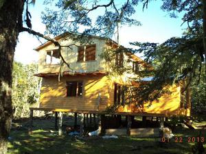 Construccion de casas y cabañas en maderas