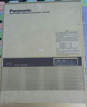 Central telefónica panasonic easa phone 616