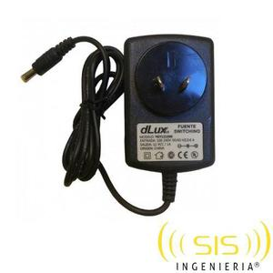 Fuente switching 12v 1a 1amp camara cctv tira led router