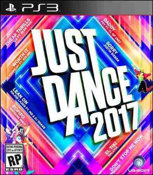 Just dance 2017 ps3 mercado lider ya