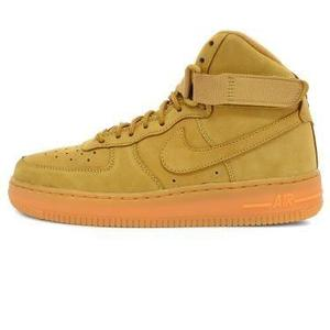 zapatillas nike air force one high botitas importadas diseño