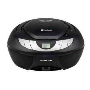 Radiograbador con cd philco arp2900 (bluetooth, usb)
