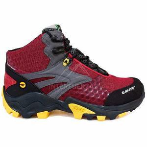 Zapatillas bota trekking hi tec v-lite hike impermeables
