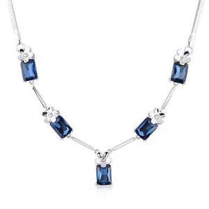 0639f6ac4aed Collar Dije Corazon Cristal Swarovski Elements