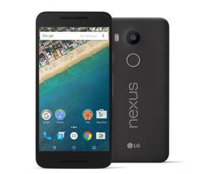 Lg nexus 5x black nuevo liberado 16gb con vidrio templado