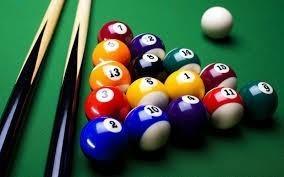 Bolas para pool sueltas