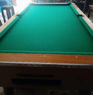 Mesa de pool profesional de 8 pies bisonte