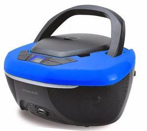 Reproductor philco arp2500 portatil cd/rw mp3 wma usb am/fm