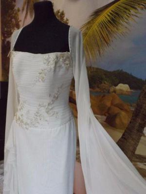 Vestido de novia nuevo, importado de españa