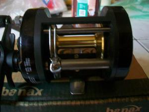 Banax bmg 603 baitcast pesado