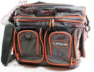 Bolso de pesca marca lexus modelo lt 103, calidad premium!