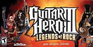 Guitarra guitar hero 3 ps2 con juego original!!! nueva