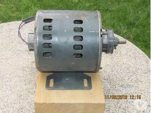 Motor electrico de 14 hp impecable