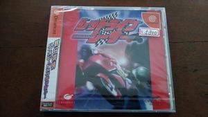 Red line racer jap p/ sega dreamcast dc. nuevo sellado! kuy