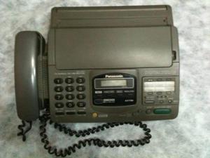 Telefono panasonic kx f780 con fax y contestadora