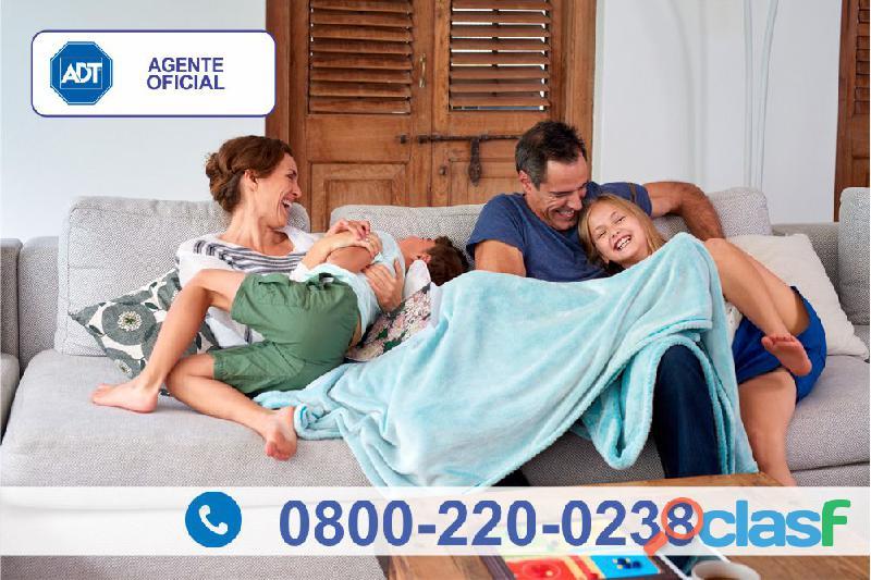 Alarmas para casas 0800 220 0238 adt todo el país