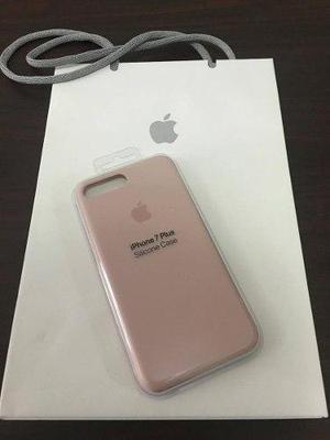 592ed4d8723 Funda silicona iphone 7 plus apple original blister sellado