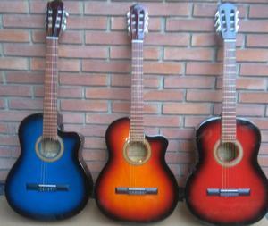 Guitarras criollas de estudio