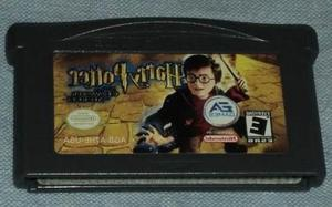 Harry Potter And The Chamber Of Secrets Gba Original En Rosario