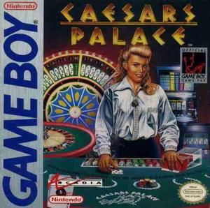 Juego caesar's palace nintendo game boy palermo z norte