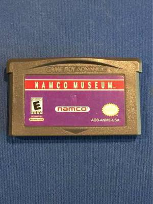 Juego game boy advance - namco museum
