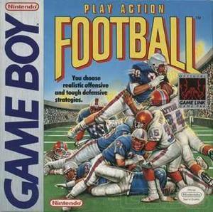 Juego play action football nintendo gameboy palermo z norte
