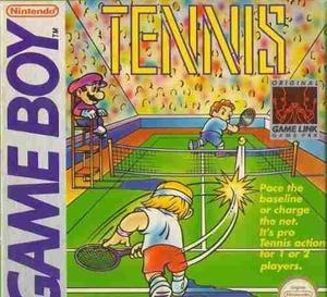 Juego tennis nintendo gameboy palermo z norte