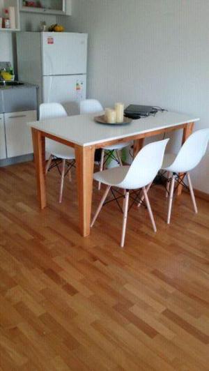 Mesa estilo escandinavo!