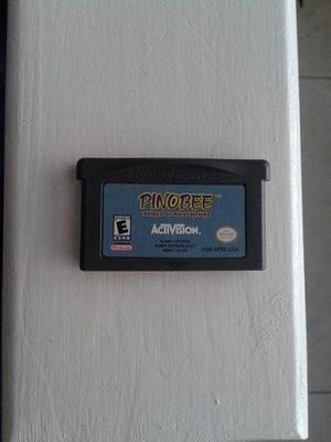 Pinobee (wings of adventure) - gameboy advance