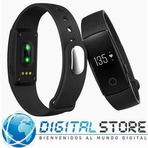 Smart band watch reloj inteligente android iphone cardiaco