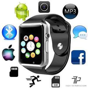 Smart watch reloj inteligente w8 celular camara sim android!
