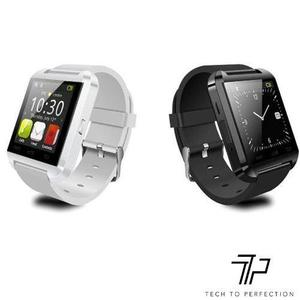 Smartwatch reloj inteligente u8 touch samsung android iphone