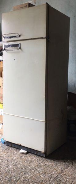 Heladera columbia con congelador