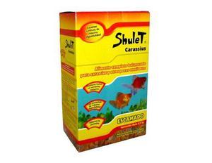 Shulet carassius 2.2 kg alimento para peces escamado