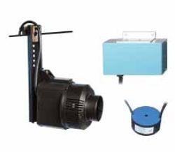 Tunze turbelle stream + controlador 7095 + holder magnético