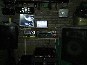 Equipo para dj completo