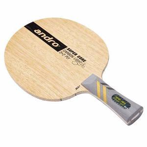 Madera de tenis de mesa andro super core carbon light all+