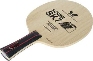 Madera paletas ping pong butterfly korbel sk7 power drive 2