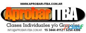 Ingresa al ITBA Profesores Universitarios