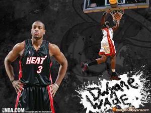 Camiseta de basquet miami heat dwyane wade nba oficial !