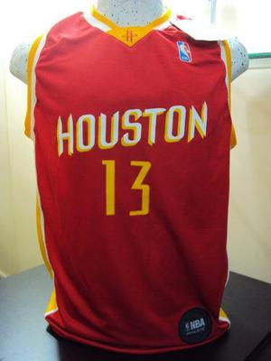 Camiseta nba houston rockets 13 harden - licencia oficial