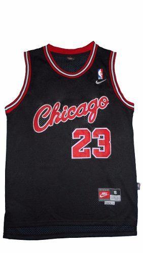 Camiseta nba michael jordan chicago bulls retro